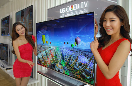 LG 55-inch OLED TV (55EM9700) finally goes on sale in Korea - photo 1
