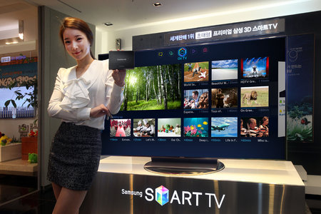 Samsung to show Evolution Kit at CES 2013, upgrade your 2012 Smart TV to latest specs - photo 3