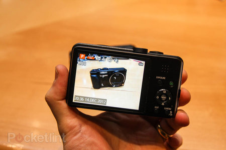 Panasonic Lumix DMC-TZ40 adds NFC for quick Wi-Fi picture sharing, we go hands-on - photo 3