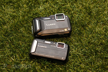 Panasonic DMC-FT5 and FT25 Lumix cameras get tougher, we go hands-on