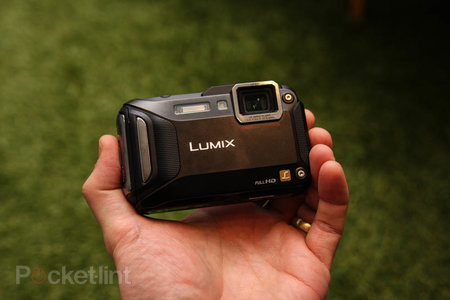 Panasonic DMC-FT5 and FT25 Lumix cameras get tougher, we go hands-on - photo 2