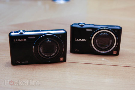 Panasonic Lumix DMC-SZ9 and SZ3 up the mid-range offering