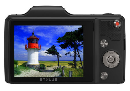 Olympus SH-50 promises to beat blur with five-axis image stabilisation - photo 7