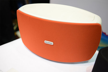 Pure expands Jongo range with wireless speaker and adapter - photo 1