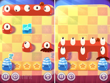 APP OF THE DAY: Pudding Monsters review (iPhone) - photo 3