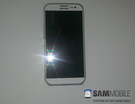 Samsung Galaxy S4 press picture leaked, purportedly the real deal