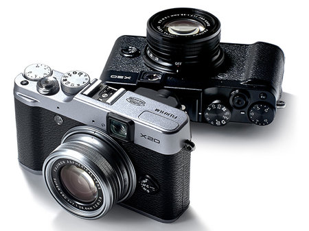Fujifilm FinePix X20 official: X-Trans CMOS sensor ditches low-pass filter