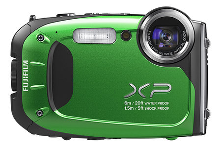 Fujifilm FinePix XP60 updates waterproof compact range