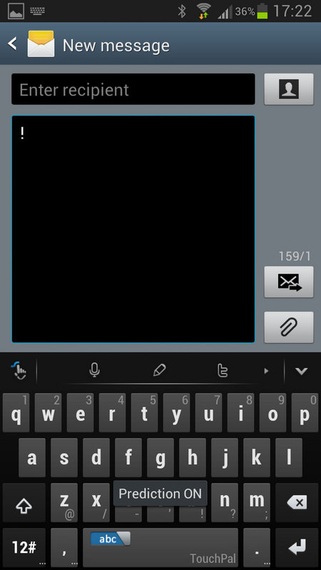 APP OF THE DAY: TouchPal keyboard review (Android) - photo 7