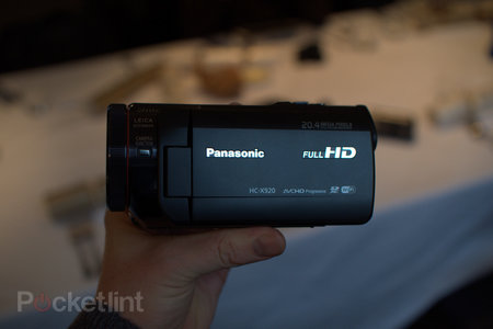 Panasonic HC-X920 HD camcorder pictures and hands-on - photo 7