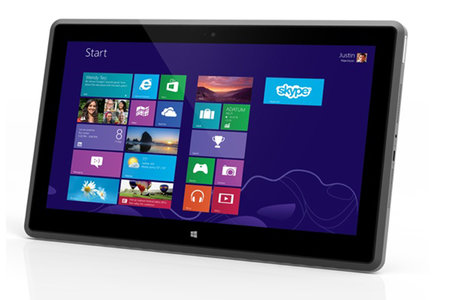 Vizio announces 11-inch 1080p Windows 8 tablet, with AMD chipset