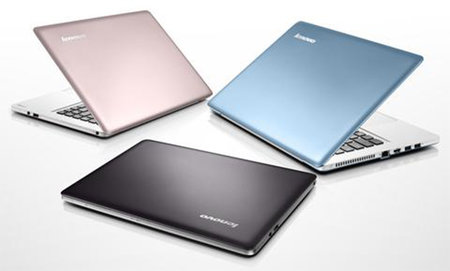 Lenovo rolls out quartet of touchscreen IdeaPads: U310, U410, Z400 and Z500