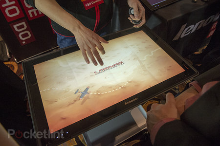 Lenovo IdeaCentre Horizon 27-inch tabletop all-in-one PC pictures and hands-on - photo 3