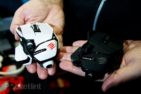 Mad Catz GameSmart universal mice, headset and controller pictures and hands-on - photo 3