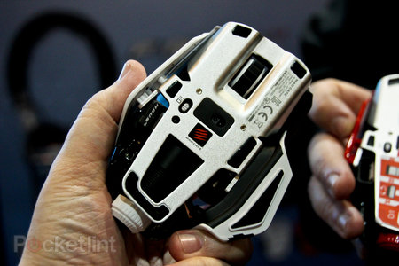 Mad Catz GameSmart universal mice, headset and controller pictures and hands-on - photo 4