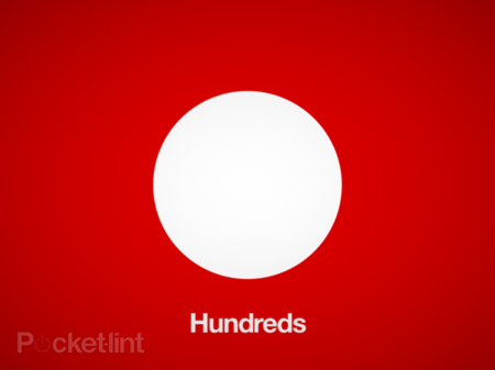 APP OF THE DAY: Hundreds review (iPhone / iPad)