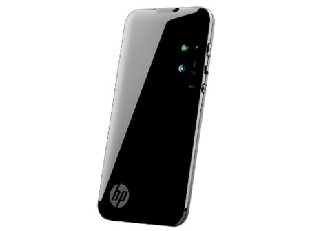 HP Pocket Playlist is a portable media server, with Netflix and Hulu PlayLater