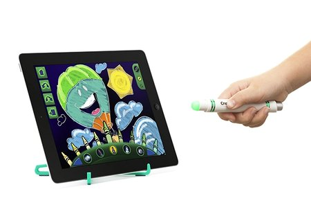 Griffin, Crayola and Nickelodeon bring host of iOS apps and accessories at CES 2013