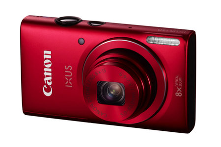 Canon compact updates: IXUS 140 offers style, new PowerShots are affordable for all - photo 1