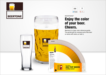 WEBSITE OF THE DAY: Beertone