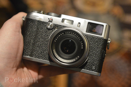 Fujifilm X100S pictures and hands-on - photo 1
