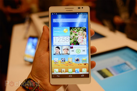 Huawei Ascend Mate 6.1-inch smartphone official, we go hands-on