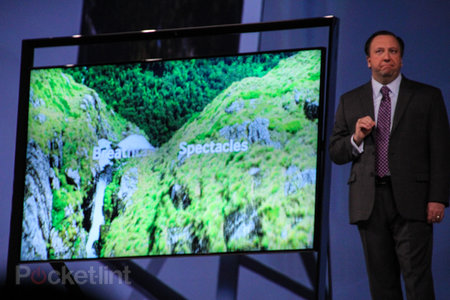 Samsung S9 85-inch 4K UHDTV pictures and eyes-on - photo 6