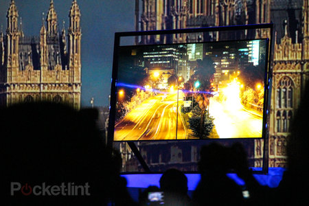 Samsung S9 85-inch 4K UHDTV pictures and eyes-on - photo 9