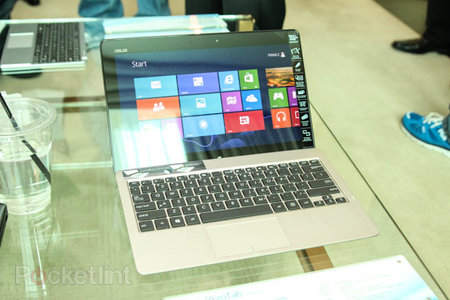 Asus: We'll sell more tablets than laptops in 2013