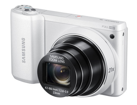Samsung Smart Cameras updated, Wi-Fi compact cameras in all shapes and sizes  - photo 2