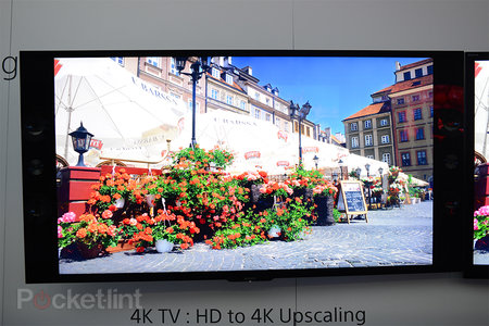 Sony goes 4K with the Bravia X900 Ultra HD TV, we go eyes-on