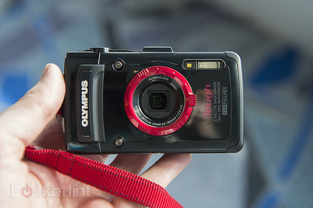Olympus Tough TG-2 waterproof compact camera pictures and hands-on