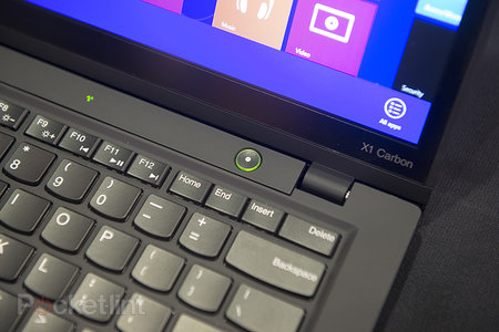Lenovo ThinkPad Carbon X1 Touch pictures and hands-on - photo 3
