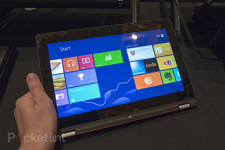 Lenovo IdeaPad Yoga 11S pictures and hands-on