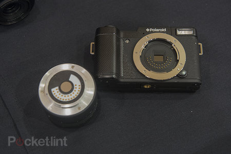 Polaroid Android iM1836 interchangeable lens camera pictures and hands-on - photo 7