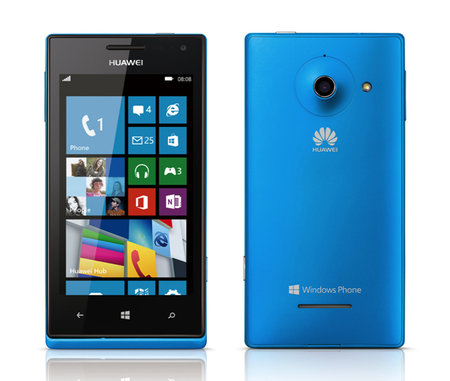 Huawei Ascend W1 Windows Phone launched, coming to O2 UK