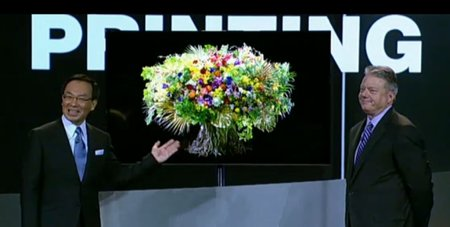 Panasonic 4K OLED TV teased at CES 2013 keynote
