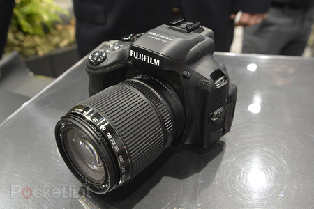 Fujifilm FinePix HS50EXR superzoom camera pictures and hands-on