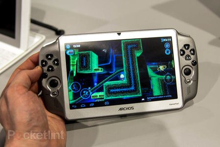 Archos Gamepad pictures and hands-on