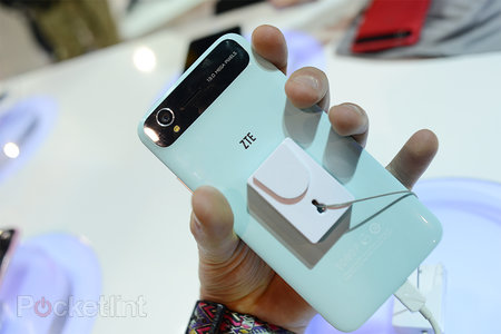 ZTE Grand S pictures and hands-on - photo 2