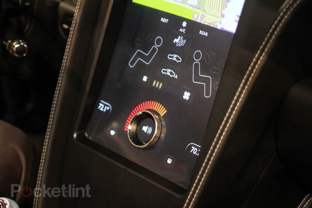 QNX car platform 2.0 concept in a Bentley Continental GTC pictures and hands-on - photo 11