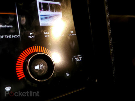QNX car platform 2.0 concept in a Bentley Continental GTC pictures and hands-on - photo 20