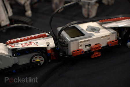 Lego Mindstorms EV3 pictures and hands-on - photo 16