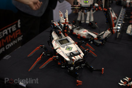 Lego Mindstorms EV3 pictures and hands-on - photo 7