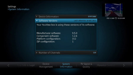 YouView update brings live TV searching, HDMI options and Dolby Surround Sound support