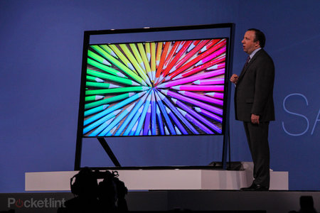 Samsung at CES 2013: S9 4K UHD TV, NX300 camera and more