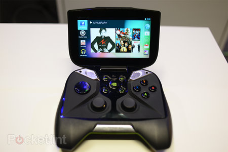 Nvidia Project Shield pictures and hands-on - photo 2
