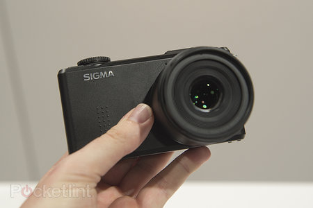 Sigma DP3 Merrill compact camera pictures and hands-on - photo 1