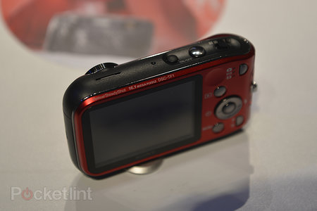 Sony Cyber-shot TF1 tough camera pictures and hands-on - photo 5