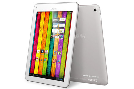 Archos Titanium: Affordable tablets at all sizes